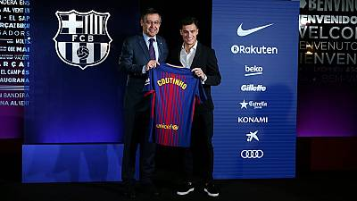 Coutinho finally signs 5-year Barcelona deal worth over $192m