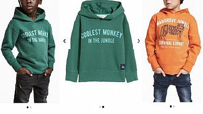 Fashion brand H&M apologizes for ad of black boy in 'Coolest Monkey' hoodie