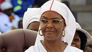 Zimbabwe's anti-graft agency probes Grace Mugabe's fast track PhD