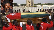 Emmanuel Adebayor se souvient de l'attaque du Cabinda le 8 janvier 2010