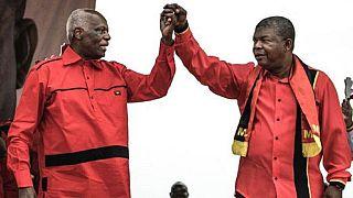Angola : le président Lourenço nie toute tension avec Eduardo dos Santos