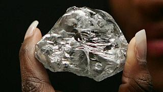 Diamonds bigger than 100 carats found in Lesotho mine