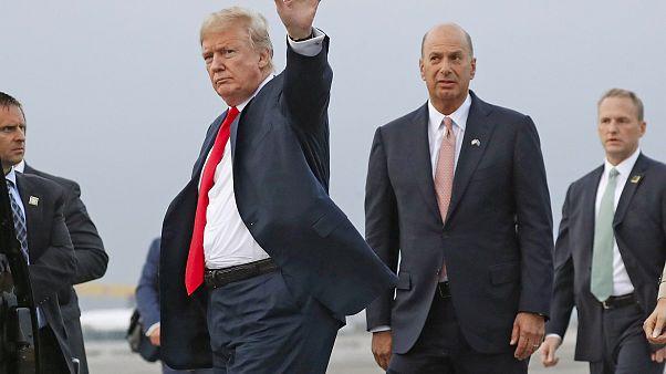 Image: Donald Trump,Gordon Sondland