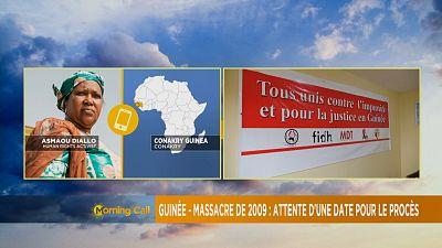 Guinée-Conakry: les familles du massacre du 28 septembre attendent la date du procès [The Morning Call]
