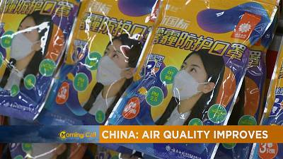 China: Air quality improves [The Morning Call]