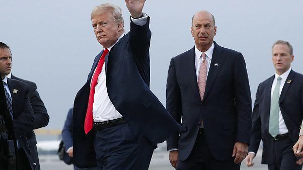Donald Trump,Gordon Sondland