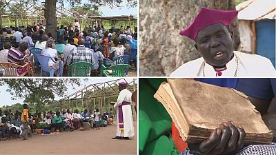 The Bishop who helps South Sudanese Refugees