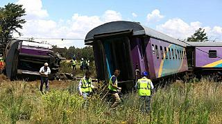 South Africa train collision injures around 200 people