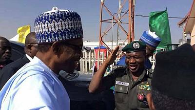 Nigeria police chief relocates to restive Benue State on Buhari's orders
