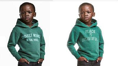 La marque H&M épinglée pour racisme, Lukaku réagit à la polémique