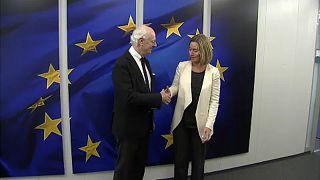Bruselas apoya las negociaciones en Ginebra para la paz en Siria