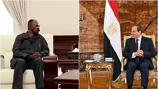 Egypt, Eritrea leaders discuss Nile tensions, security