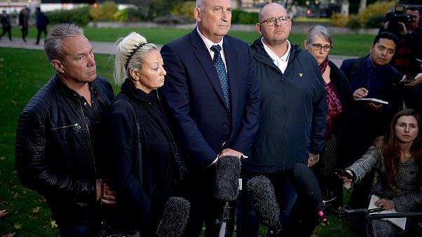 Image: The Parents Of Harry Dunn Brief Media After Meeting Foreign Secretar