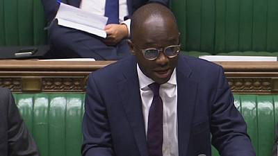 U.K.-born Ghanaian appointed England's Universities and Science Minister