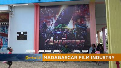 Madagascar gets new cinema [The Morning Call]