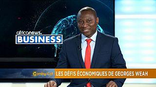 Les défis économiques de George Weah