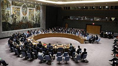 U.N. Security Council lauds Liberia over peaceful runoff polls