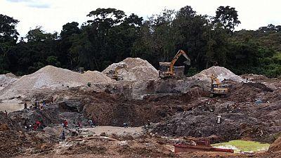 Cameroun : 43 morts sur des sites miniers abandonnés en 2017 (ONG)
