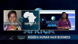 Le business des cheveux humains au Nigeria [Business Africa]