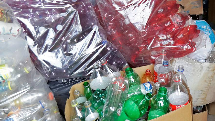 AB'den plastik çöp vergisi önerisi