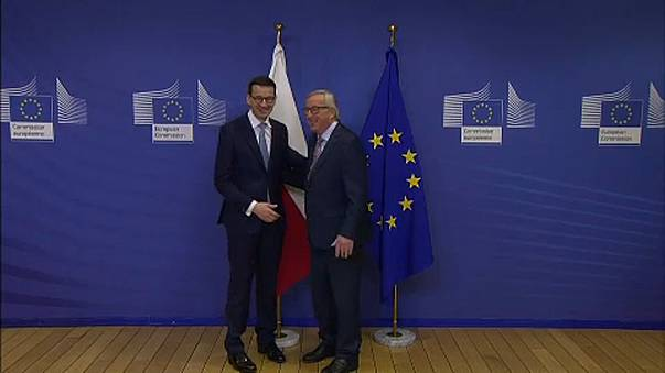 Polónia deve continuar a sentir a pressão europeia