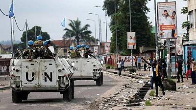 U.N. cautions DR Congo gov't on elections, political tensions