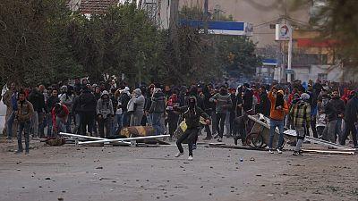 Tunisie : de nouveaux heurts enregistrés dans plusieurs villes