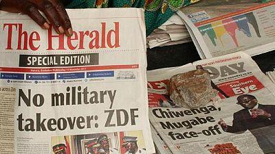 Zimbabwe : ancien ministre de Mugabe, Jonathan Moyo devient opposant au nouveau régime