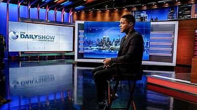 Loyiso Madinga joins The Daily Show