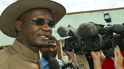 Moyo abandoned his family at Mugabe's home: Charamba