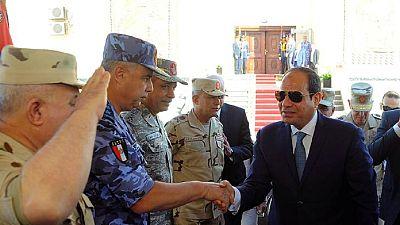 Un ancien général de l'armée candidat à la présidentielle égyptienne