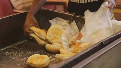 Sudanese angry at rising price of bread