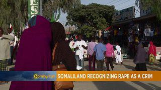 Un loi contre le viol au Somaliland [The Morning Call]