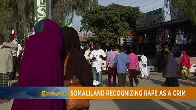 Somaliland introduces bill to outlaw rape [The Morning Call]