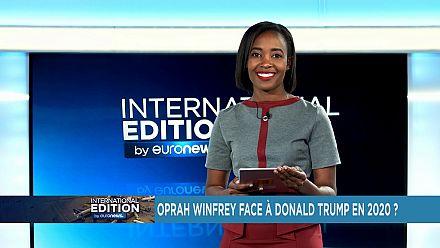 Oprah vs. Trump in 2020? Colombia rebels resume attacks [International Edition]