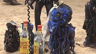 Bénin : célébration annuelle du culte vaudou [No Comment]