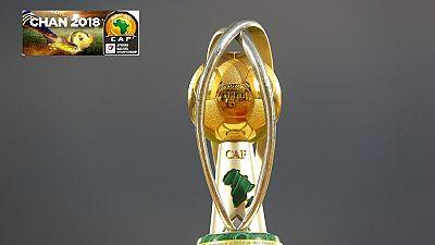 CHAN 2018: Group D squad lists: Angola, Cameroon, Congo, B. Faso