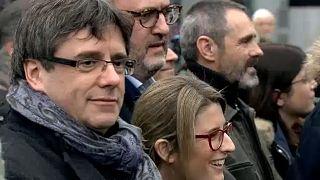 Junts per Catalunya cierra filas en torno a Puigdemont