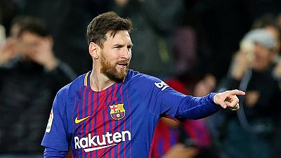 Football Leaks Reveals Messy Wages For Lionel Messi Africanews