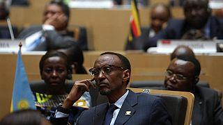 非洲部长们在金融资模式