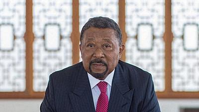 Jean Ping banned from leaving Gabon