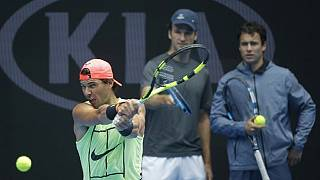 Nadal and Federer are top two seeds for Australian Open