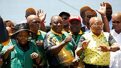 Zuma Wants Dlamini-Zuma As Interim President If He Resigns