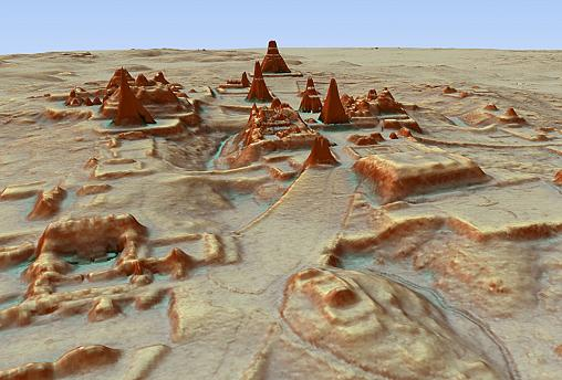 Scientists aim to make 3D map of entire world before climate change ruins it