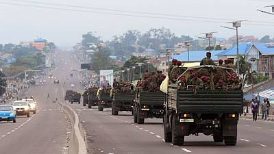 Congo launches offensive against Ugandan rebels in its east