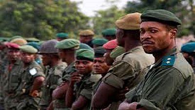 DR Congo rebel leader sentenced to death