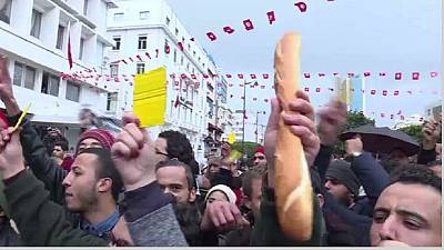 Tunisie : des mesures sociales pour calmer la grogne sociale