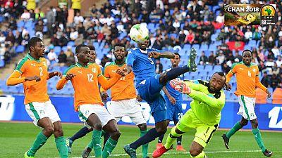 CHAN-2018 - La Côte d'Ivoire surprise par la Namibie, la Zambie tient son rang