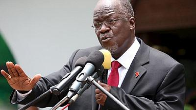 Magufuli dismisses proposal to extend presidential term in Tanzania