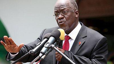 John Magufuli réfute toute idée d'étendre le mandat présidentiel